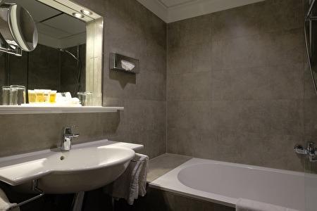 Bath room comfort room